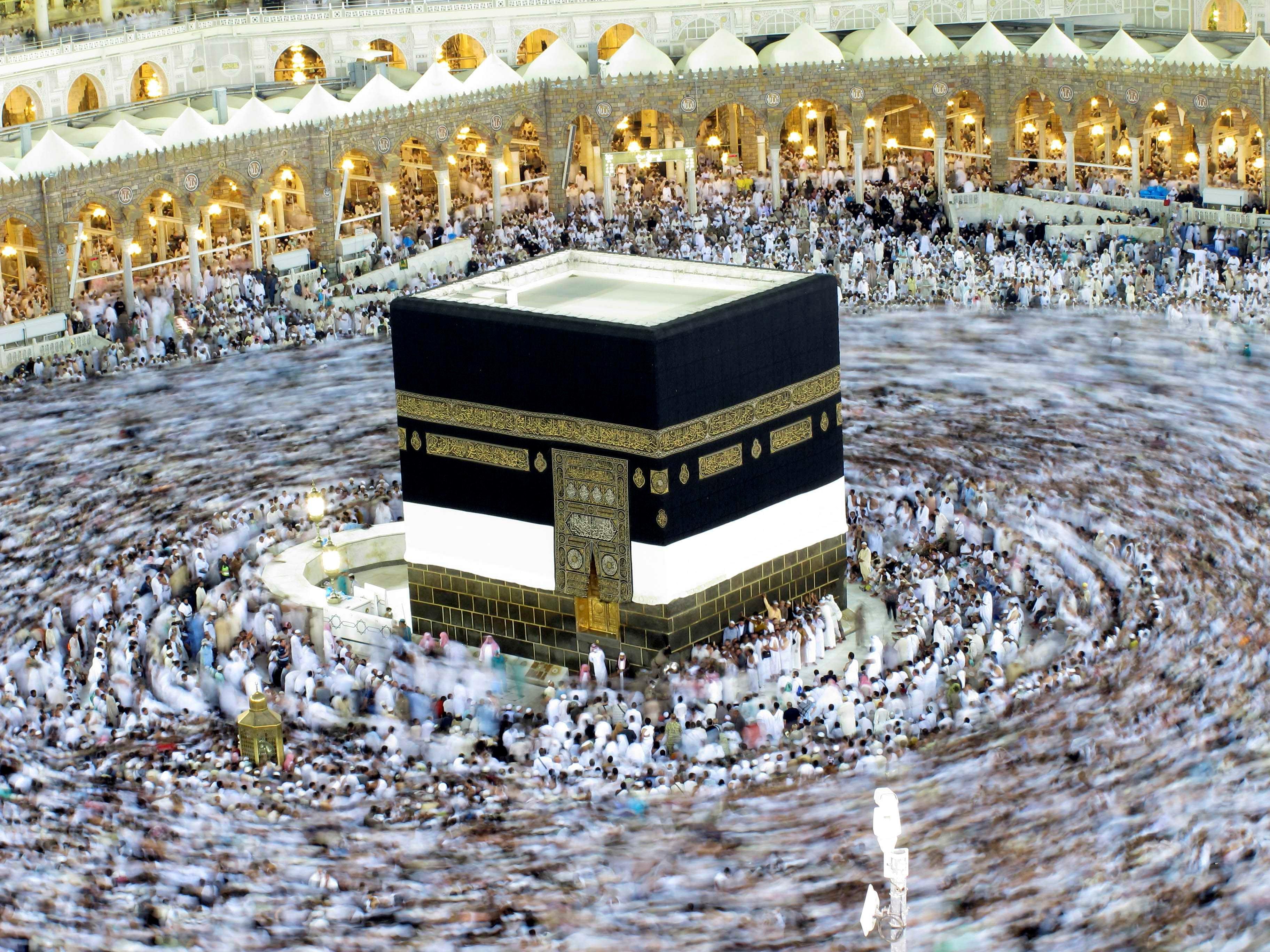 Le pèlerinage et la religion